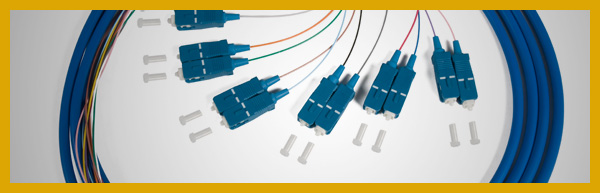 Precision Cable Assemblies : Fibersource precision fiberoptic connectivity solutions